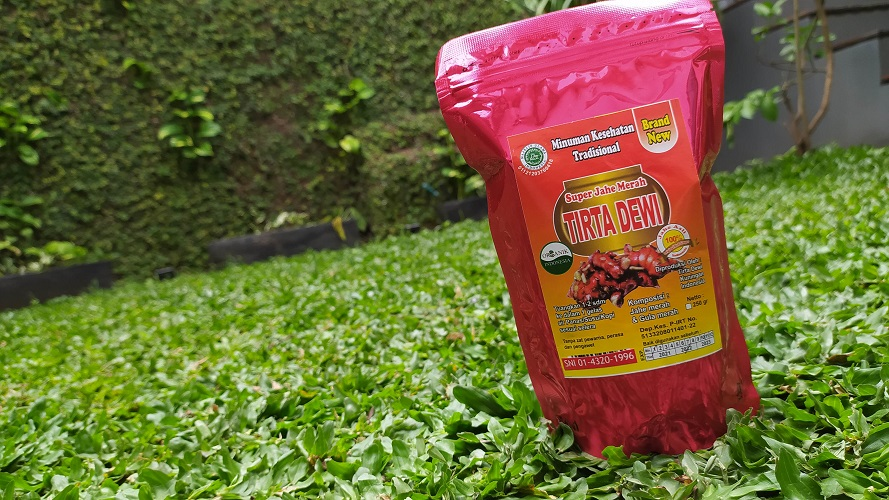Red Ginger and Coffee Ginger Drinks from MSME Tirta Dewi Kuningan